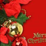 クリスマスカードの返事