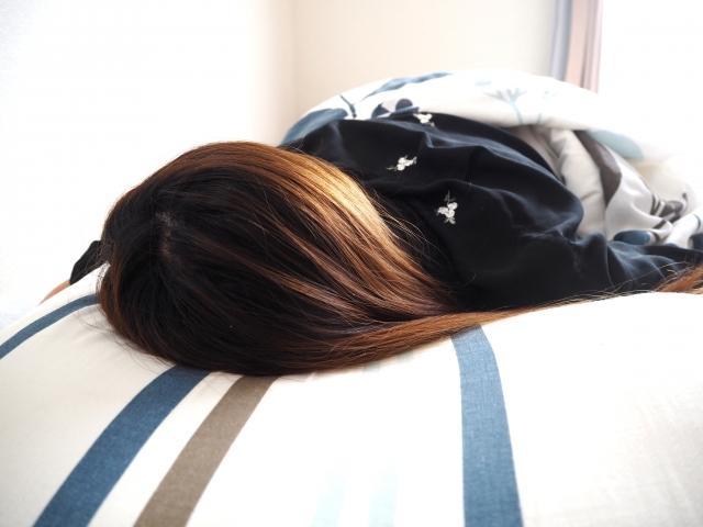 会社で昼寝
