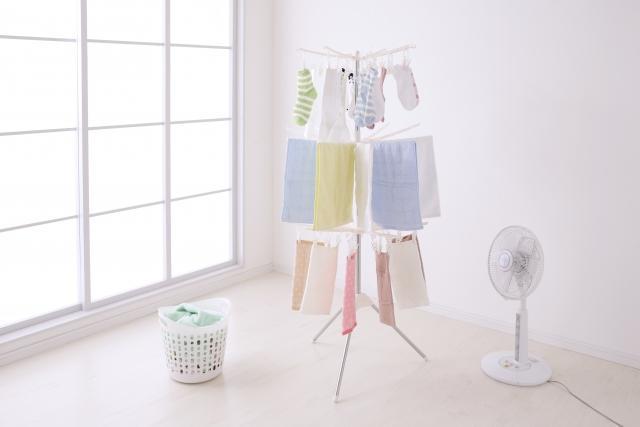 カビ防止の洗濯方法